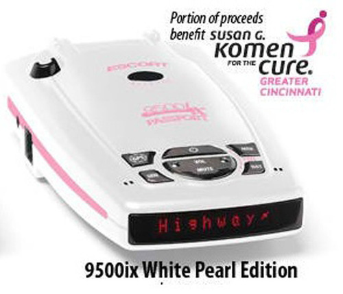 Escort Supports Breast Cancer Awareness With Limited