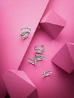 Celebrate Her Style with PANDORA Jewelry this Valentine's Day.  (PRNewsFoto/PANDORA Jewelry)