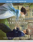 The Theory of Everything is available on Blu-ray, DVD and Digital HD February 17 from Universal Pictures Home Entertainment.