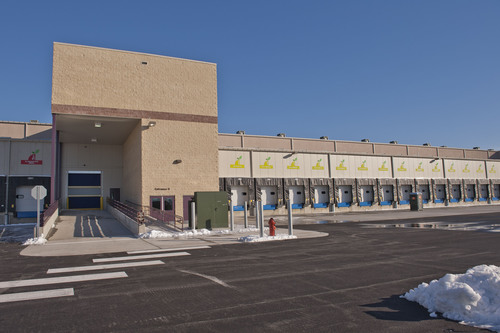 Update: O'Neill Properties Group 'Ribbon Cutting' of the NEW Philadelphia Wholesale Produce Market