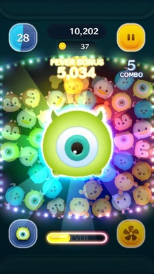 Spurred by the success in Japan, the English version of LINE: Disney Tsum Tsum was released globally with a focus on western markets, such as the U.S., as well as East Asian markets. (PRNewsFoto/LINE Corporation)