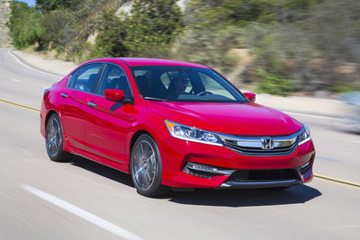 Honda Accord Holds Crown in Car and Driver 10Best Cars Award