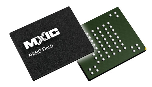 Macronix launches its first SLC NAND Flash product family for embedded applications. (PRNewsFoto/Macronix ...