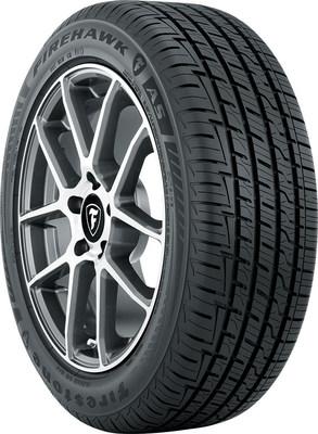 The Firestone Firehawk AS(TM) tire built for all season high performance