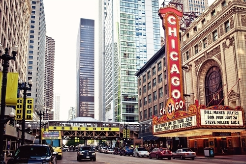 Chicago real estate markets having a tough time.  (PRNewsFoto/RealtyPin)