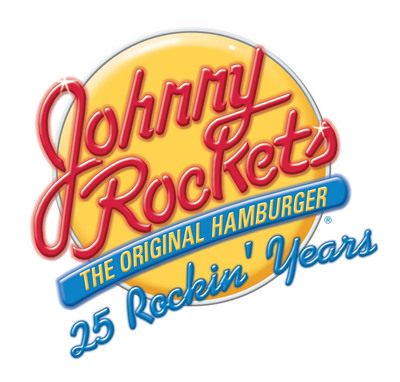 Johnny Rockets logo 2011.  (PRNewsFoto/Johnny Rockets)