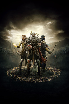 BETHESDA SOFTWORKS LAUNCHES THE ELDER SCROLLS(R) ONLINE.  (PRNewsFoto/Bethesda Softworks)