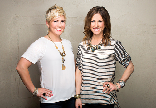 Silpada Co-Presidents Kelsey Perry and Ryane Delka are leading the way for a new generation of entrepreneurs with a new product line, new technology and steadfast commitment to their Representatives. (PRNewsFoto/Silpada Designs, Inc.)