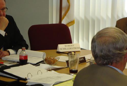 Bob Schillerstrom Skips DuPage Airport Authority Meeting, Declines Chance to Explain Secret Plan