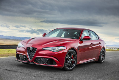 alfa romeo announces pricing for all-new 2017 giulia lineup