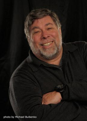 Steve Wozniak (PRNewsFoto/NAMM)