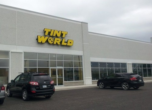 Tint World® will be hosting a grand opening event for the public to celebrate the newest franchise opening in Kingston, ON. (PRNewsFoto/Tint World)