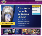 Universal Studios Hollywood Introduces EZ Rez, an Innovative, Easy-to-Use Online Ticket Reservation System Designed to Deliver Top Tier Consumer Benefits