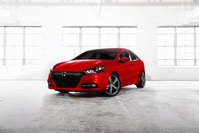 New 2013 Dodge Dart GT.  (PRNewsFoto/Chrysler Group LLC)