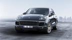 Elegant, sophisticated and exclusive: Porsche Cayenne Platinum Edition