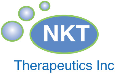 NKT Therapeutics logo.  (PRNewsFoto/NKT Therapeutics)