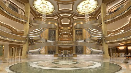 Princess Cruises Unveils Inaugural Itineraries of New Royal Princess