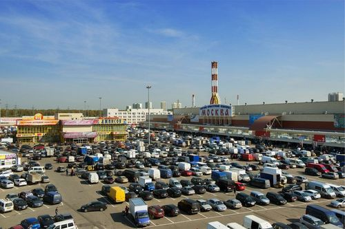 """Moscow"" shopping center"