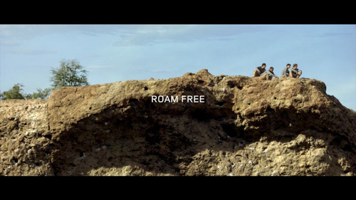 Land Rover North America launches a new online video titled; Roam Free that uses the free-form discipline of parkour to bring to life the brand's essence and unparalleled capabilities of Land Rover vehicles.  (PRNewsFoto/Land Rover North America)