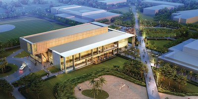 The Christine E. Lynn University Center is slated to open on Lynn's campus in 2018.