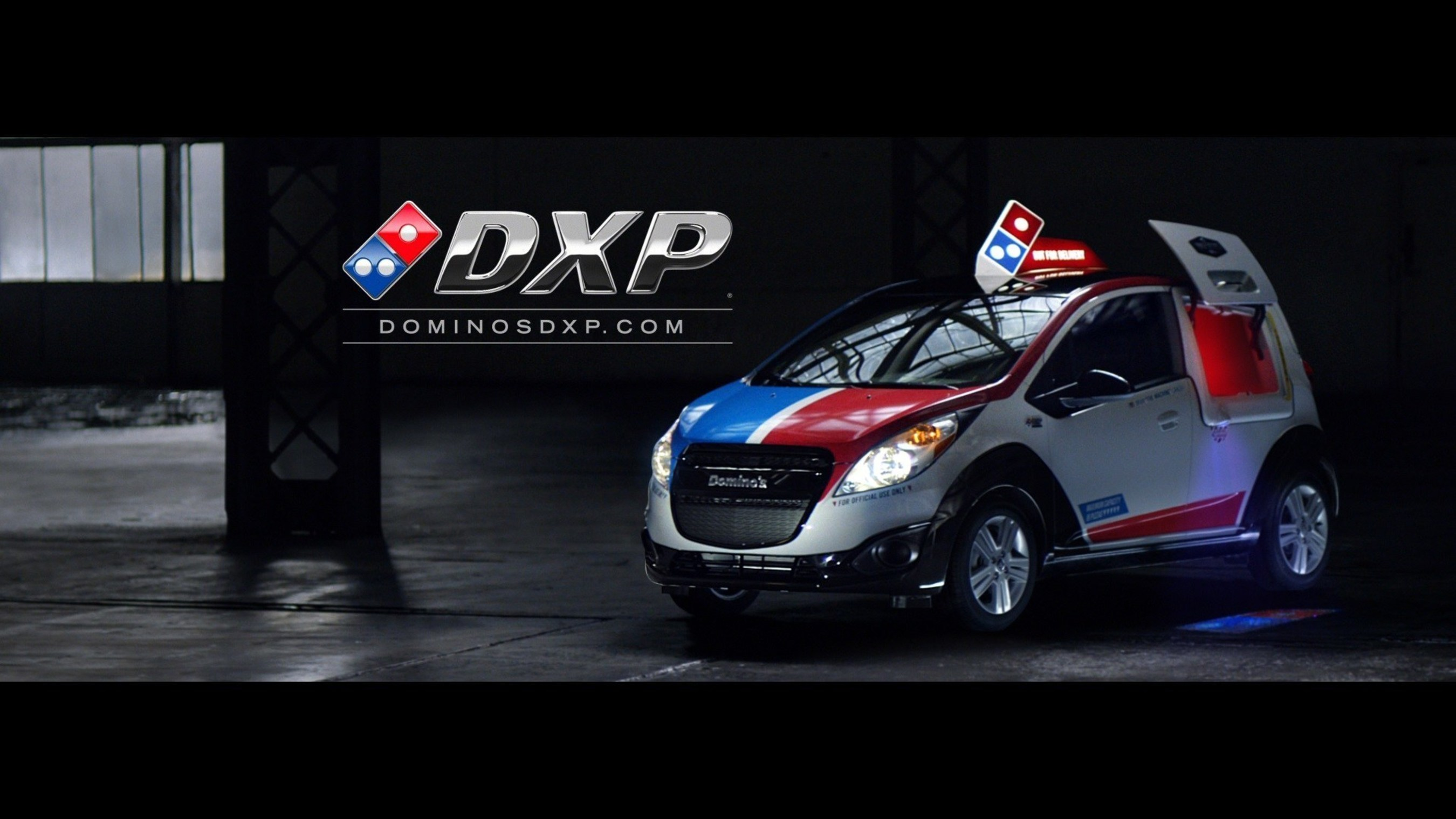Domino's is giving customers the chance to vote for their local store to win a DXP delivery vehicle.
