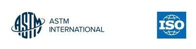 ASTM International & ISO Logos