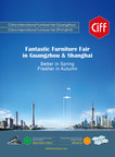 Fantastic furniture fair in Hongqiao.Shanghai! 2015.9.8-12 National Exhibition & Convention Center