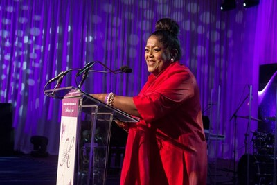 National Council of Negro Women National Chairperson Ingrid Saunders Jones shared the organization's new forward-looking vision under her leadership.