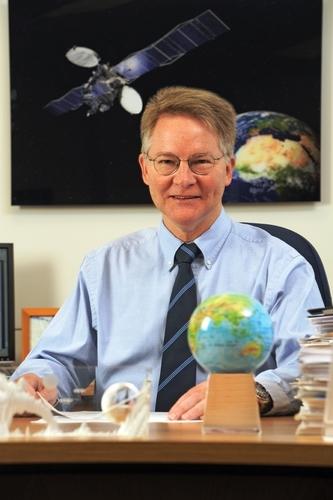 Orbital Sciences Corp. Chairman, President and CEO David W. Thompson, Courtesy of Orbital  (PRNewsFoto/ATK)