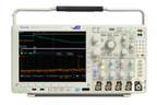 MDO4000C Series of Mixed Domain Oscilloscopes that can be configured with up to six instruments in a single unit including a full spectrum analyzer. Starting with the highest-performance oscilloscope of any 6-in-1 instrument from Tektronix, engineers can upgrade their MDO4000C instruments over time to meet their most demanding challenges and add functionality as needs change or budgets allow.