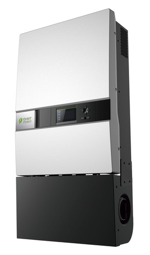 Chint Power Systems 20kW 3-Phase String Inverter for grid-tied solar PV applications.  A better commercial building block.  Inverter Performance You Can Bank On.  (PRNewsFoto/Chint Power Systems)