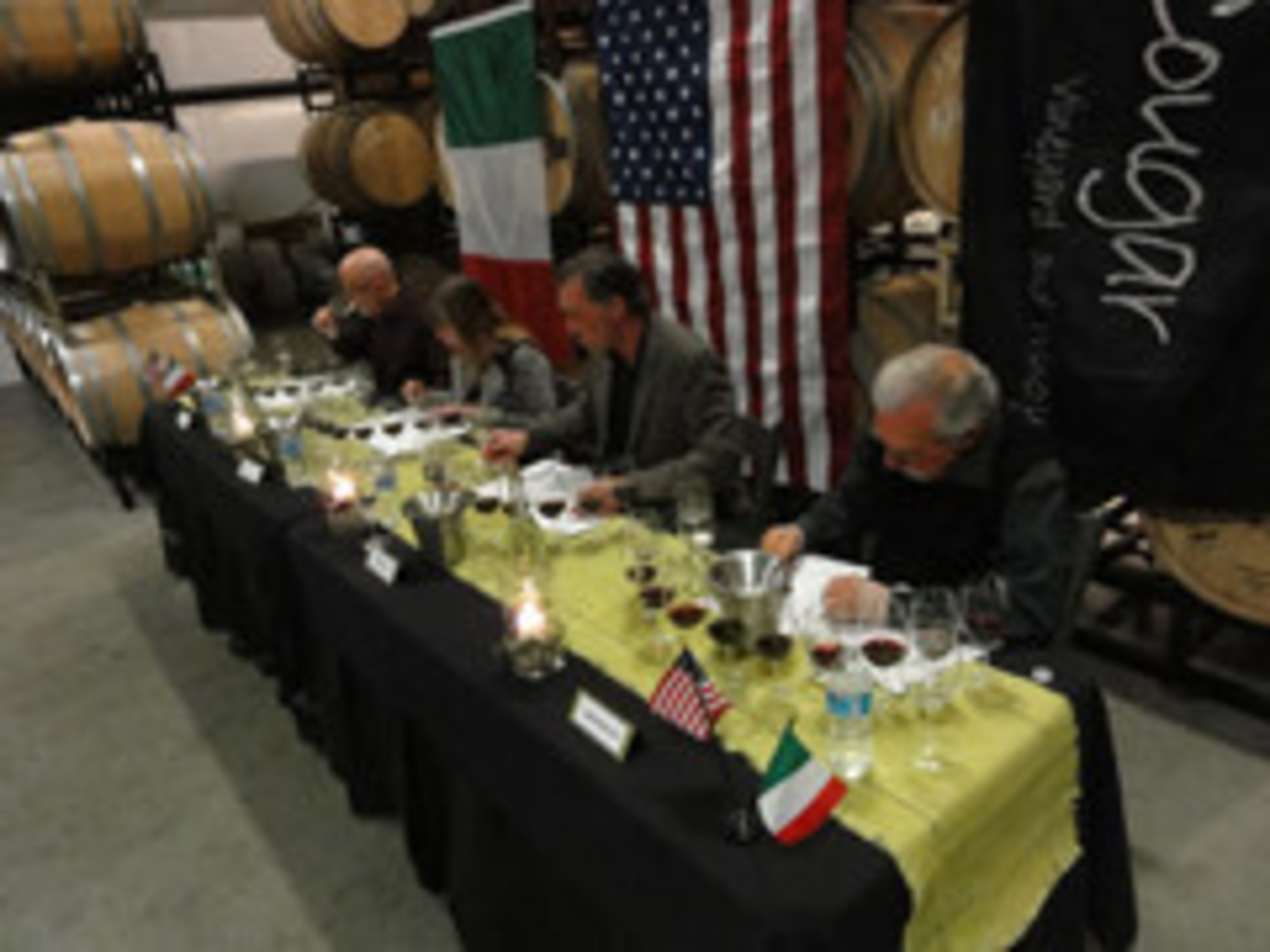 Cougar Vineyard and Winery Announces Results of Recent Wine Judging Event: 'Cougar Meets Italy'