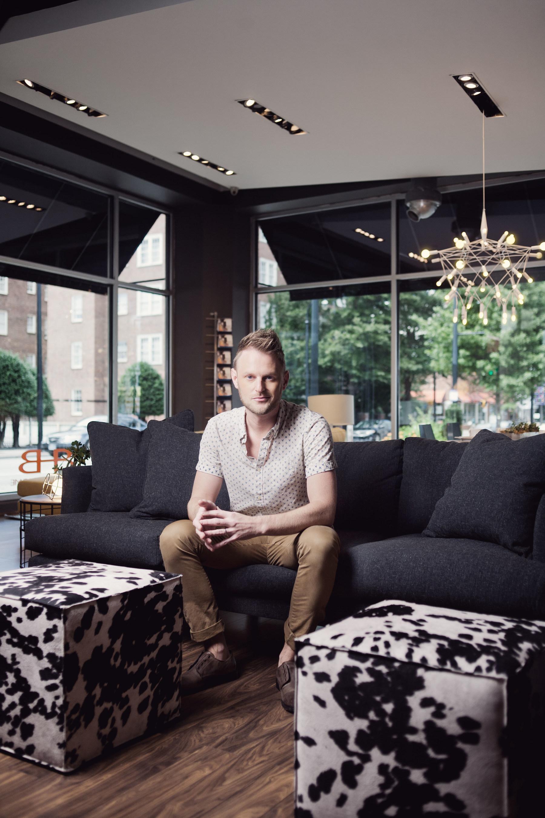 Celebrity Millennial designer Bobby Berk