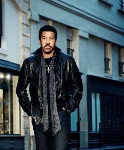 Lionel Richie Announces All The Hits All Night Long Summer 2014 Tour. (PRNewsFoto/Live Nation Entertainment) ...