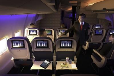 Delta On-Board In-Flight Entertainment. (PRNewsFoto/Delta Air Lines)