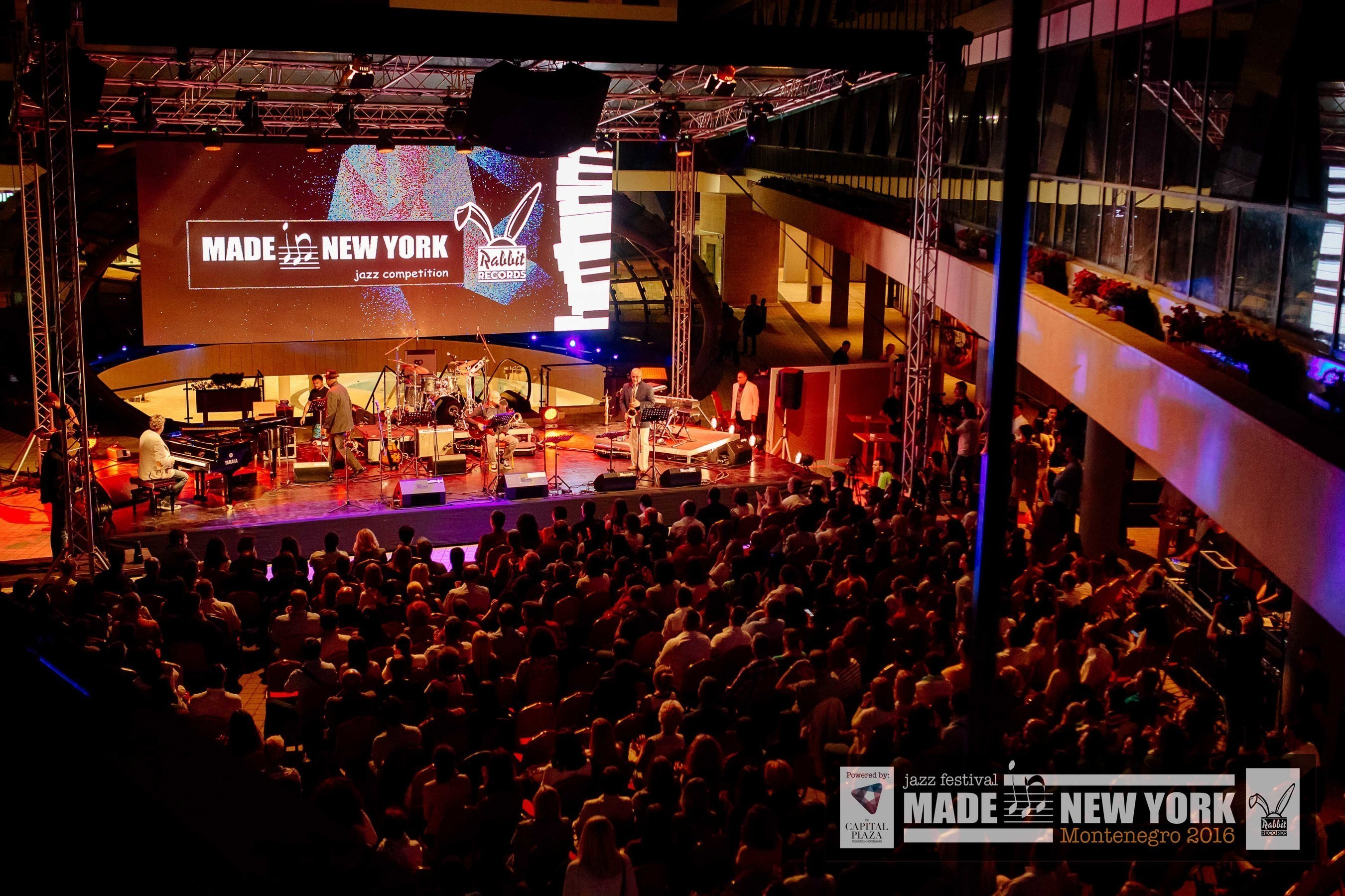 Made In New York Jazz Competition Takes Montenegro by Storm and fills with love!