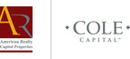 ARCP/Cole Capital Combined Logo.  (PRNewsFoto/American Realty Capital Properties, Inc.)