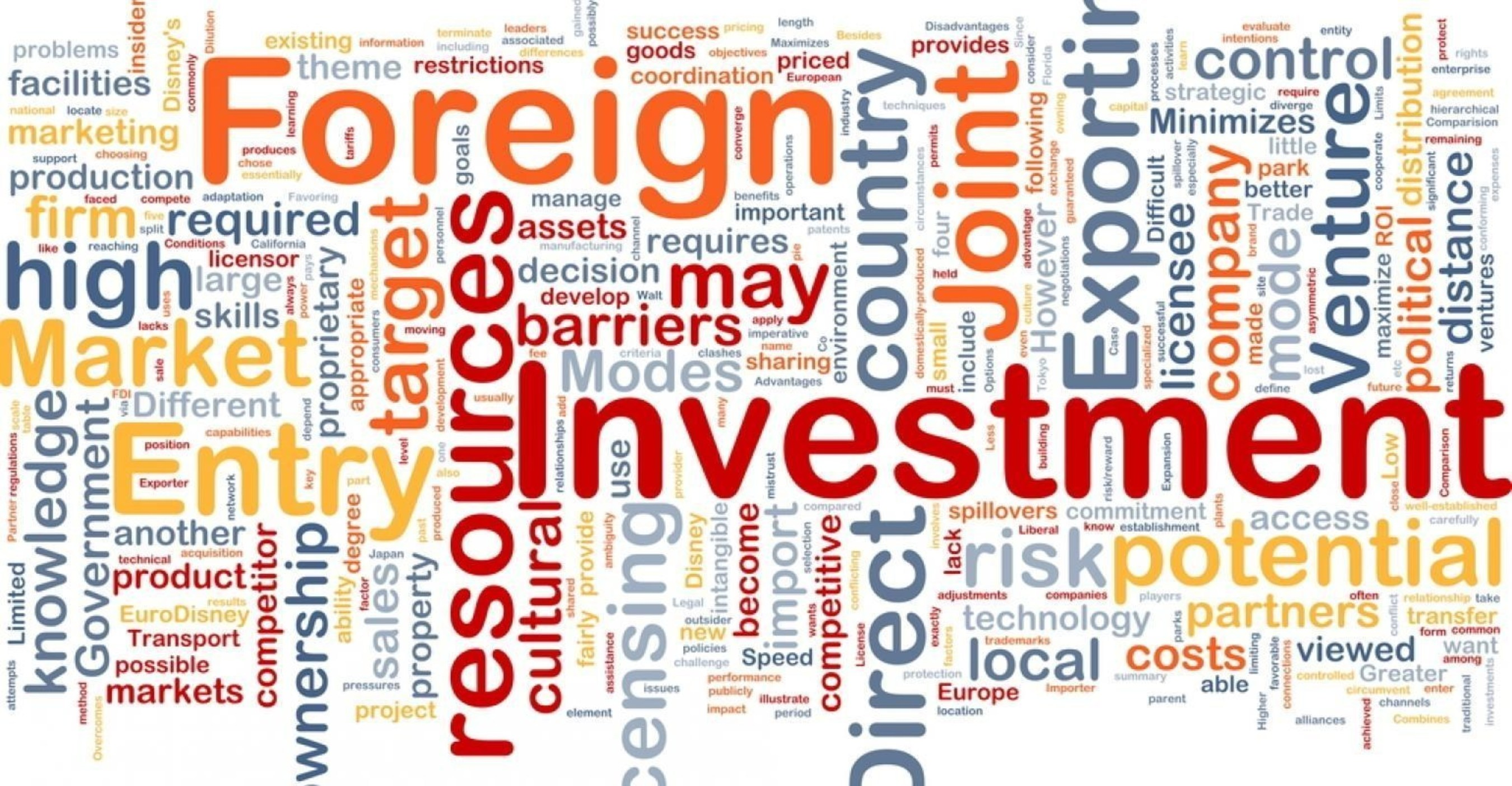 investments by qualified foreign investors in There are few restrictions on converting or transferring funds associated with a foreign investment in brazil foreign investors may when two equally qualified.