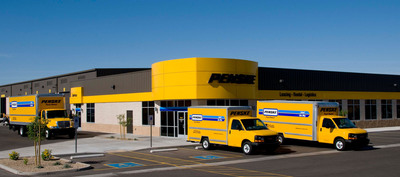 Penske Opens New Truck Rental, Leasing and Maintenance Facility in Phoenix.  (PRNewsFoto/Penske Truck Leasing)