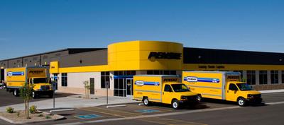 Penske Opens New Truck Rental, Leasing and Maintenance Facility in Phoenix.  (PRNewsFoto/Penske Truck Leasing)