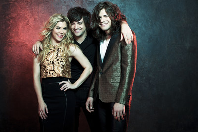 Celebrate My Drive(R) - win a concert by Grammy(R) nominated The Band Perry. (PRNewsFoto/State Farm)