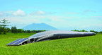 SBD50-Solar uses purely solar energy to dry agricultural commodities. (PRNewsFoto/GrainPro)