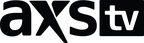 AXS TV Logo. (PRNewsFoto/AXS.TV)