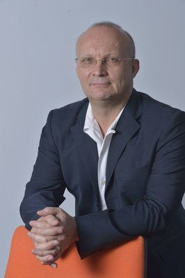 Florin Talpes, visionary entrepreneur, is CEO and founder of cybersecurity company Bitdefender. (PRNewsFoto/Bitdefender)