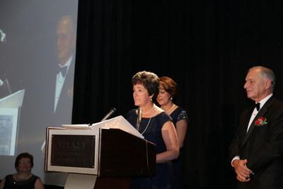Betsy Ryan Receives Light of Hope Award