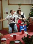 Victory Living Programs' Clients Enjoy Holiday Gifts Thanks To Pinion Inc.