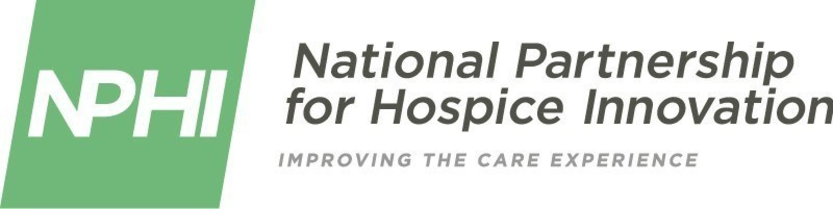 A partnership of non-profit, hospice, palliative, and advanced illness care providers.