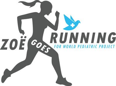 Zoe Goes Running  (PRNewsFoto/Zoes Kitchen)
