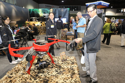 Attendees at XPONENTIAL will have access to the latest technology from over 600 of the unmanned systems industry's greatest innovators.