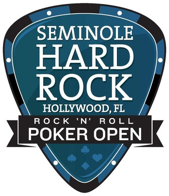 "Seminole Hard Rock ""Rock 'N' Roll Poker Open"""
